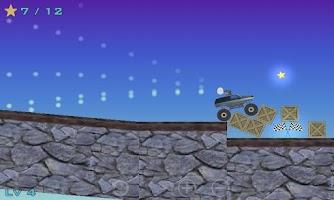 Screenshot of 4x4 Heroes