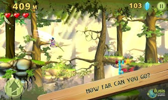 Screenshot of Skyrise Runner Zeewe