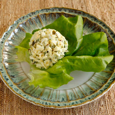 Lightened Up Egg Salad