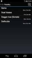 Screenshot of Warframe Utility