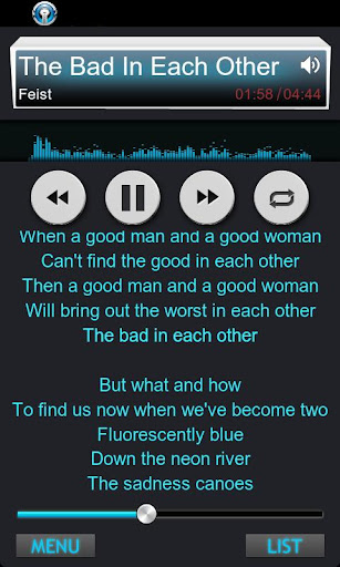 ttpod-music-player-v2-8-1 for android screenshot