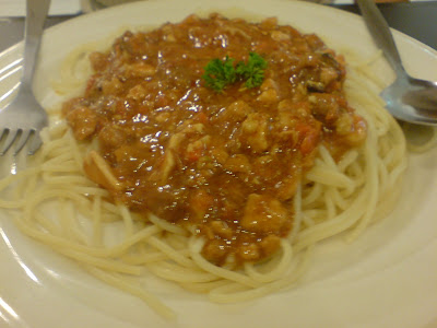 Pasta @ chopper Board, Queensbay Mall, Penang