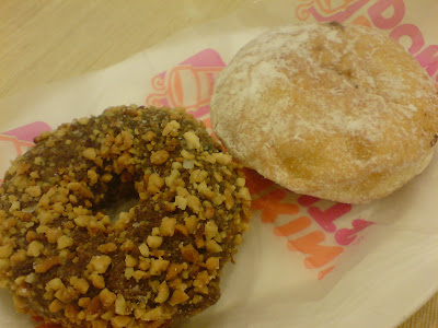 Dunkins Donut in Midvalley