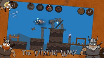 Screenshot of The Viking Way Free