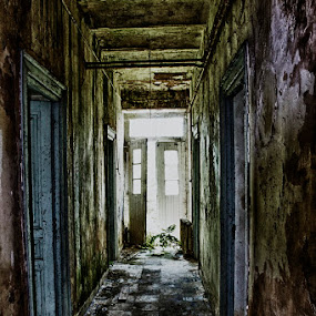 by Petros Dinos - Buildings & Architecture Decaying & Abandoned