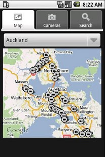 New Zealand Traffic Cameras - screenshot