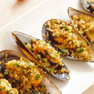 Baked Mussels Recipes