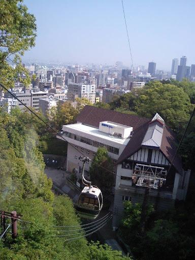 新神戸ロープウェイ