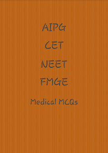 Medical MCQs screenshot for Android