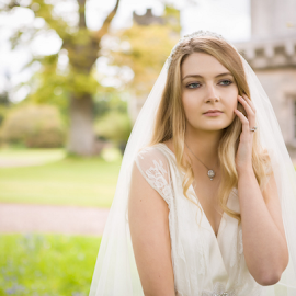 Katy by Barrie Spence - Wedding Bride ( winton house )
