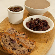 Whipped Chicken Livers with Shallot Jam