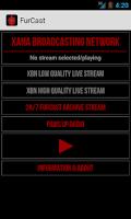 Screenshot of FurCast