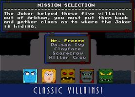 Screenshot of Batman and Robin