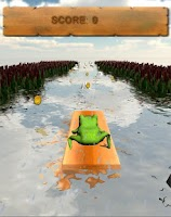 Screenshot of Frog Maritime Adventure