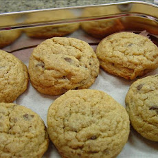 Spicy Surprise Chocolate Chip Cookies