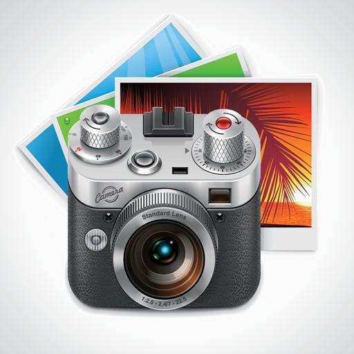 Photo+ 攝影 App LOGO-硬是要APP
