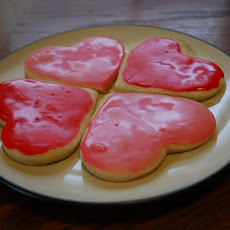 The BEST Sugar Cookies!