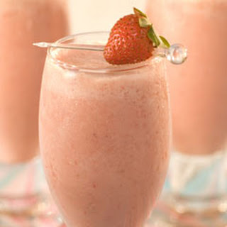Frozen Fruit Smoothie With Vanilla Ice Cream Recipes