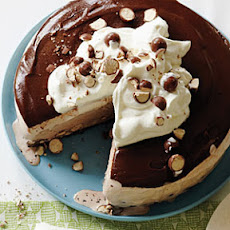 Malted Milk Ball Ice Cream Pie