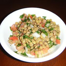 Lemon Lentil Salad