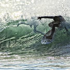 Winner by Ruslan Baram - Sports & Fitness Surfing ( israel )
