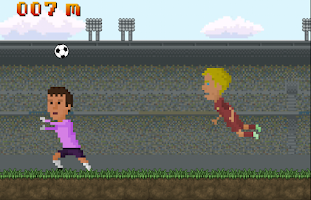 Screenshot of Tokeball - Social Retry Soccer