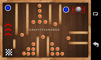Screenshot of Gravity Sandbox