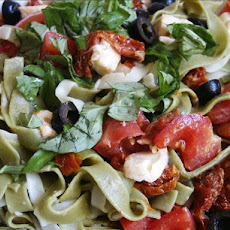 Barefoot Contessa Pasta With Sun-Dried Tomatoes - Ina Garten