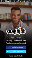 Screenshot of Job Search - Snagajob