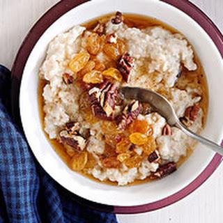 Maple Raisin Oatmeal Recipes