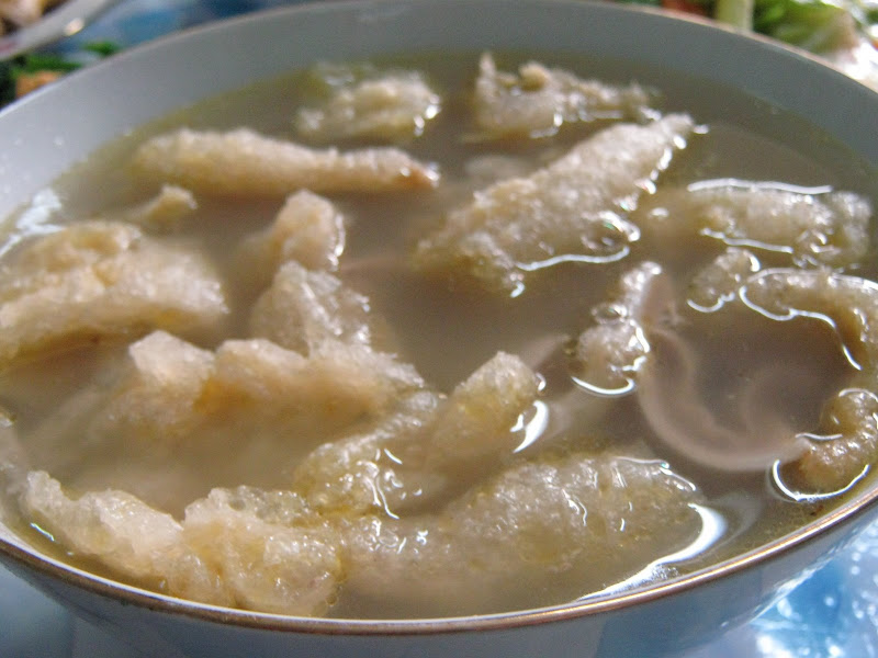 Pork Stomach Soup