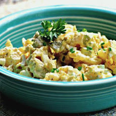 Susan's Dill Pickle Potato Salad