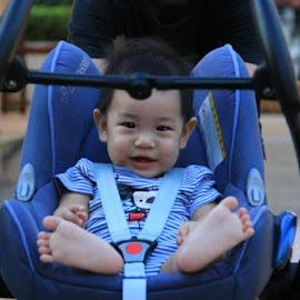 Say Cheeeeseeeee by Chai Hong Kang - Babies & Children Toddlers