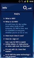 Screenshot of O2 Wifi