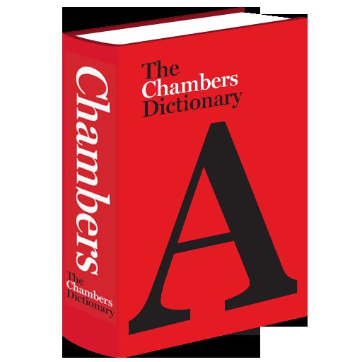 Chambers Dictionary 書籍 App LOGO-硬是要APP