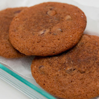 'Spilt Whiskey' Tollhouse Cookies