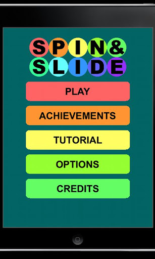 Spin and Slide