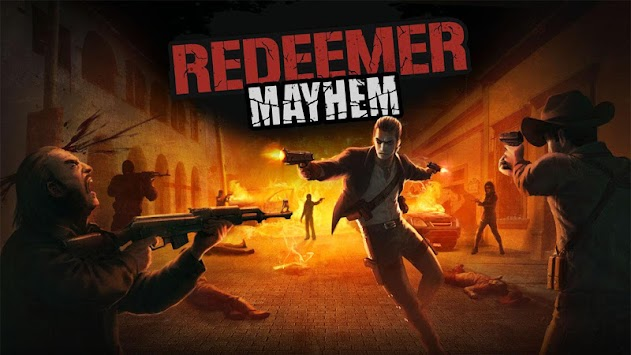 Redeemer: Mayhem apk screenshot