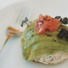 Crab Salad with Avocado and Grapefruit