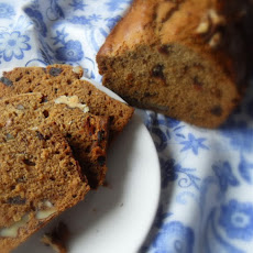 Mrs R's Date and Nut Loaf