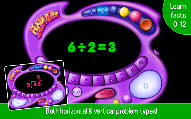 Multiplication & Division FA APK