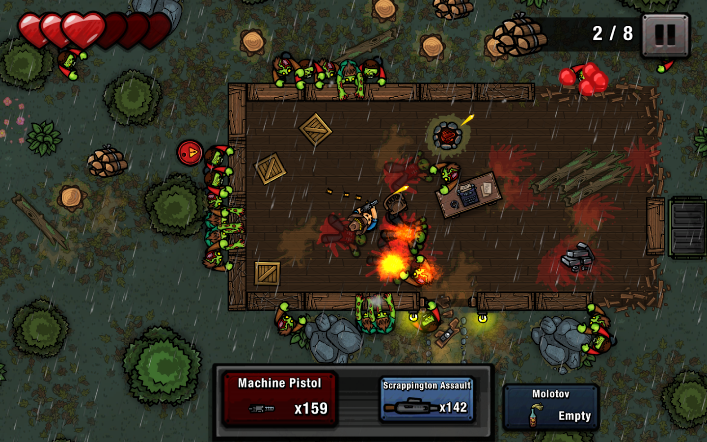 Zombie Scrapper Screenshot 9