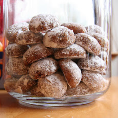 Pfeffernusse (German Pepper Nut Cookies )