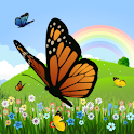 Coloring Book: Butterfly! icon