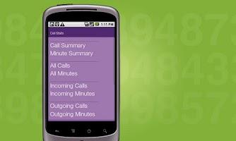 Screenshot of StatDroid Lite