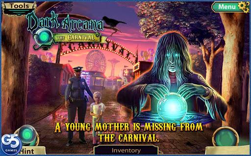 Dark Arcana: The Carnival Full - screenshot