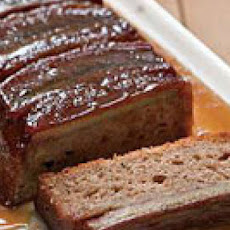 Caramelized Banana Loaf Cake