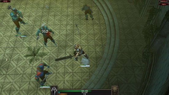 Rencounter: Ancient (Ad free) Screenshot