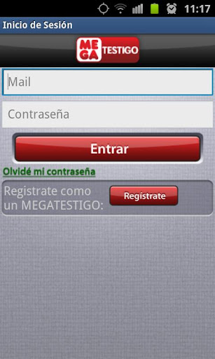 megatestigo for android screenshot