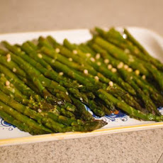 Refreshing Lemon Asparagus